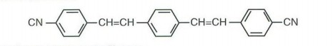 1,4-bis(para-cyano styryl)benzene